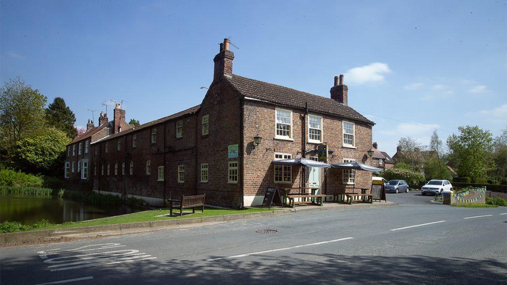 Star Inn pub at North Dalton